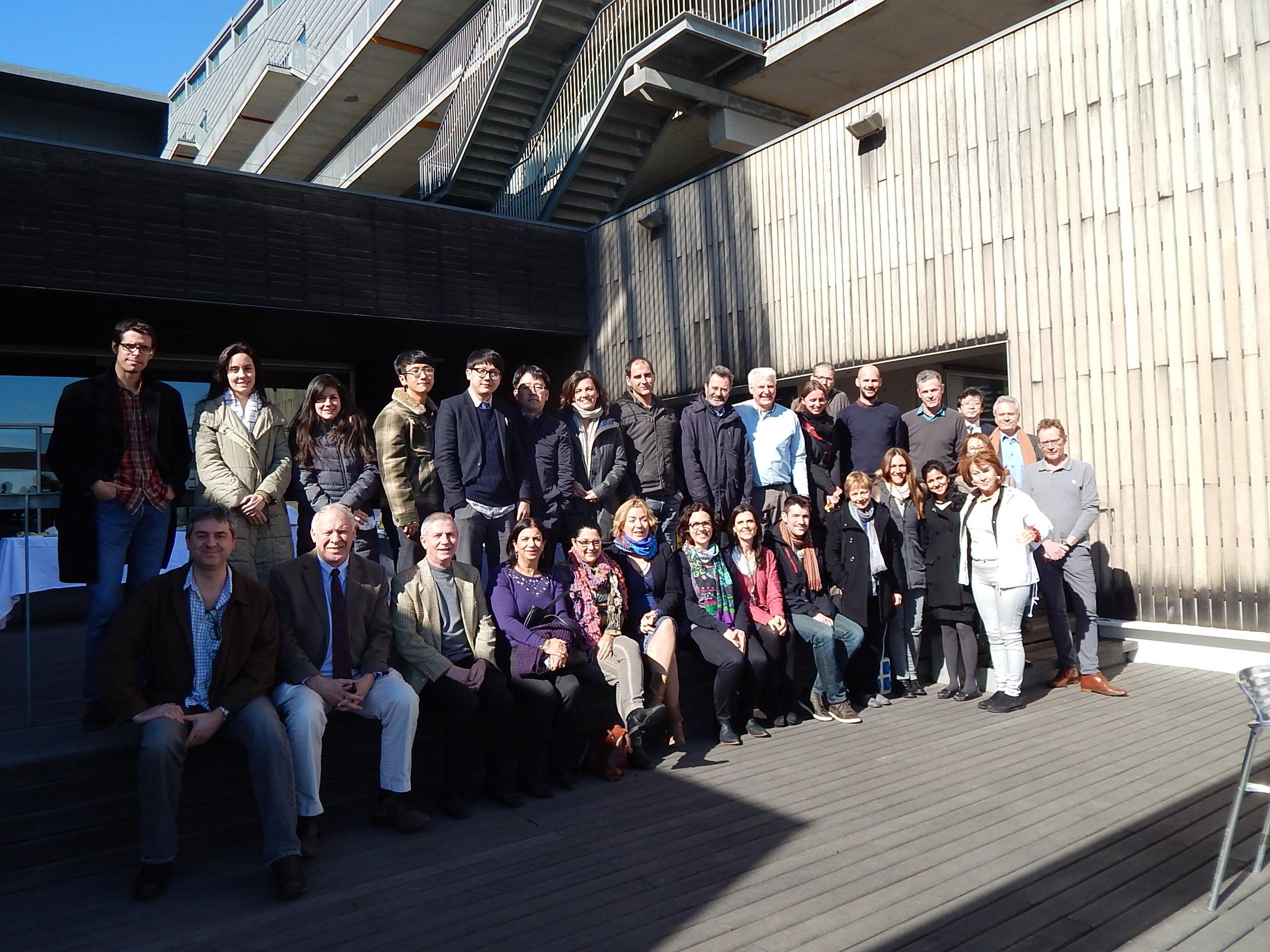 8th Consortium Meeting